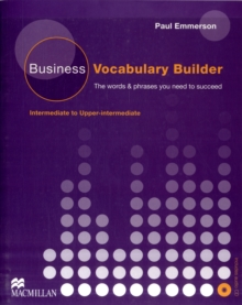 Business Vocabulary Builder : Student Pack, Mixed media product