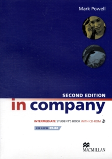 In Company Student's Book & CD-ROM Pack Intermediate Level, Mixed media product