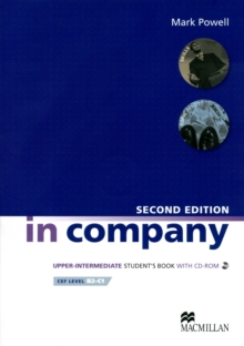In Company Upper Intermediate : Student Book + CD-ROM, Mixed media product