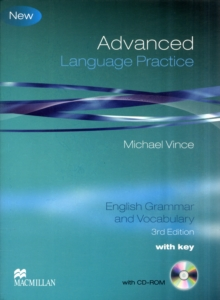 Advanced Language Practice : Student Book Pack with Key, Mixed media product Book