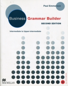 Business Grammar Builder, Mixed media product