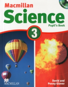 Macmillan Science 3 : Pupil's Book & CD Rom, Mixed media product