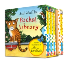 Axel Scheffler Pocket Library, Multiple copy pack