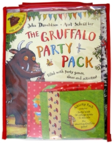 The Gruffalo Party Pack, Mixed media product Book