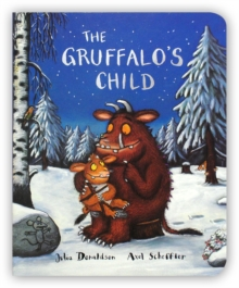 The Gruffalo's Child, Board book