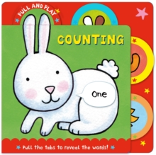 PULL AND PLAY Counting, Board book
