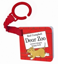 Dear Zoo Animal Shapes Buggy Book, Board book Book