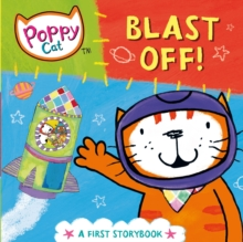 Poppy Cat TV: Blast Off!, Board book