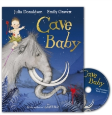 Cave Baby, Mixed media product Book