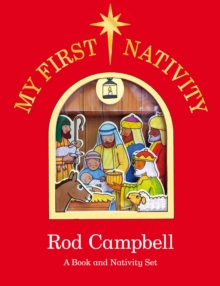 My First Nativity Set, Novelty book