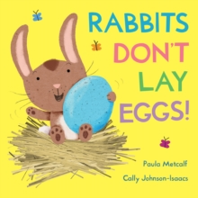 Rabbits Don't Lay Eggs!, Paperback