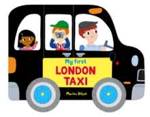 Whizzy Wheels: London Taxi, Board book