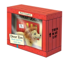 Dear Zoo Book and Toy Gift Set, Multiple copy pack