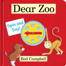 Dear Zoo Spin and Say, Board book