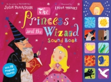 The Princess and the Wizard Sound Book, Hardback Book
