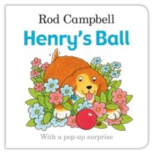 Henry's Ball, Board book