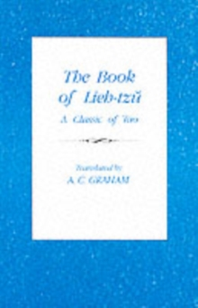 The Book of Lieh-Tzu : A Classic of the Tao, Paperback