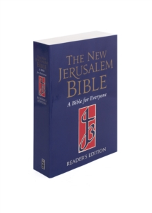 The New Jerusalem Bible : NJB Reader's Bible, Paperback Book