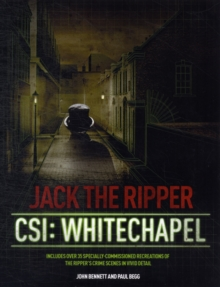 Jack the Ripper : CSI: Whitechapel, Hardback