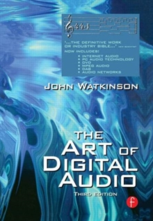 The Art of Digital Audio, Hardback