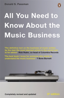 All You Need to Know About the Music Business, Paperback Book