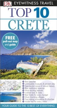 Dk Eyewitness Top 10 Travel Guide: Crete, Paperback