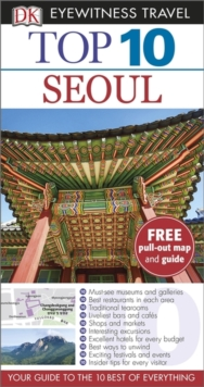 DK Eyewitness Top 10 Travel Guide: Seoul, Paperback