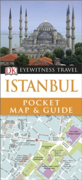 DK Eyewitness Pocket Map and Guide: Istanbul, Paperback
