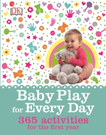 Baby Play for Every Day, Hardback Book