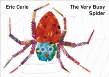 The Very Busy Spider, Hardback