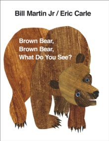Brown Bear, Brown Bear, What Do You See?, Board book