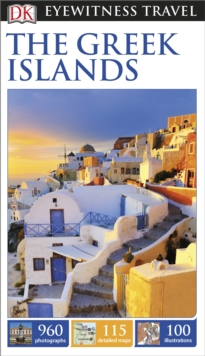 Dk Eyewitness Travel Guide: the Greek Islands, Paperback