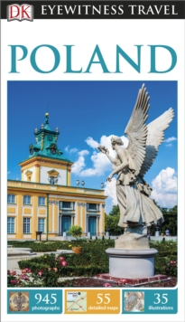 Dk Eyewitness Travel Guide: Poland, Paperback Book