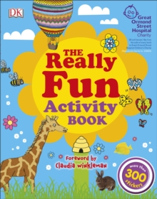 The Really Fun Activity Book, Paperback