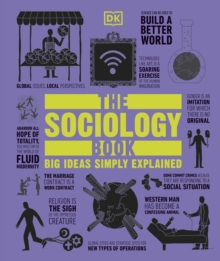 The Sociology Book, Hardback Book