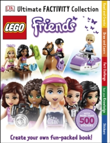 Lego Friends Ultimate Factivity Collection, Paperback