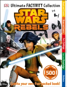 Star Wars Rebels Ultimate Factivity Collection, Paperback