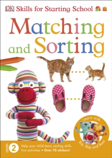 Get Ready for School Matching and Sorting, Paperback