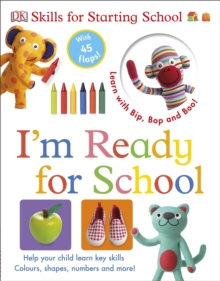 Skills for Starting School I'm Ready for School, Board book