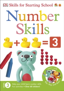 Get Ready for School Number Skills, Paperback