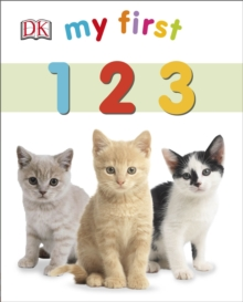 My First 123, Board book