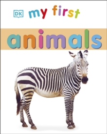 My First Animals, Board book