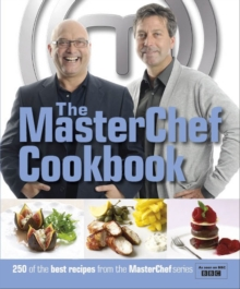 Masterchef Cookbook, Paperback