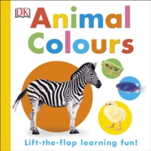 Animal Colours, Board book