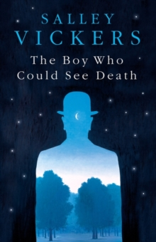 The Boy Who Could See Death, Hardback Book