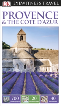 DK Eyewitness Travel Guide: Provence & the Cote D'azur, Paperback