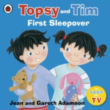 Topsy and Tim: First Sleepover, Paperback