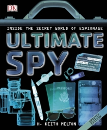Ultimate Spy, Hardback Book