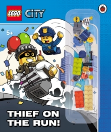 Lego City: Thief on the Run Storybook, Hardback