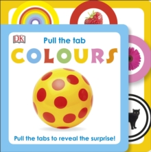 Pull the Tab Colours, Board book